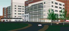 Hospital Expansion Exterior