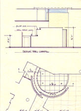 Hospital Expansion - Chapel Section & Design Study