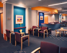 Primary Care Center - Clinic Waiting Room